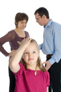 Control the conflict over parenting for your kid's sake!